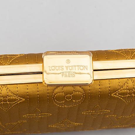 "Louis vuitton, clutch, ""minaudiere"", 2009."