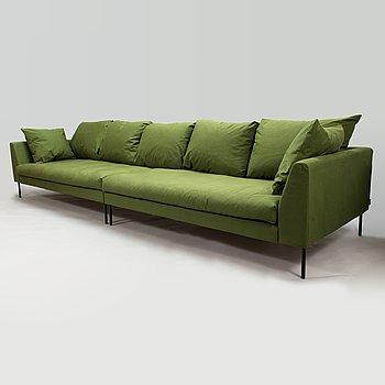 A 21st century sofa for Formverk.