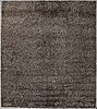 """A carpet, """"moss 3"""", tuftad, designad av gunilla lagerhem-ullberg, ca 365 x 335 cm."""