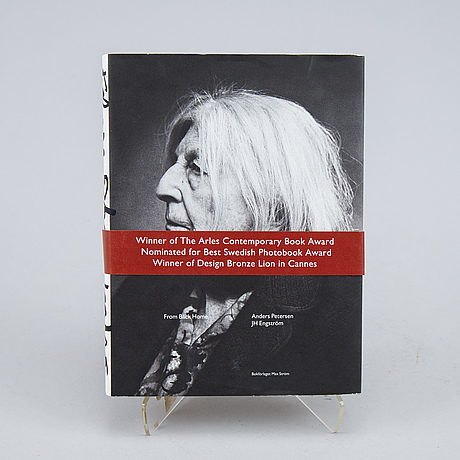 Fotoböcker, 5 st, jh engström.