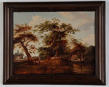 Anthoine Jansz. van der Croos, follower of, oil on panel.