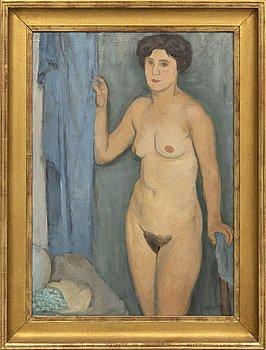 Fritiof Schüldt, a signed oil on canvas.