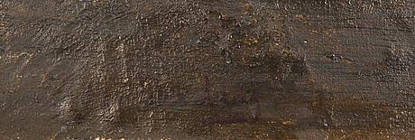Bengt nordenberg, olja på uppfodrad duk, signerad.