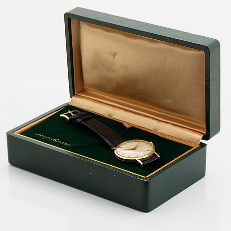 Jaeger-lecoultre, armbandsur, 35 mm.