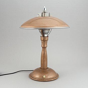 Bordslampa, 1900-tal.
