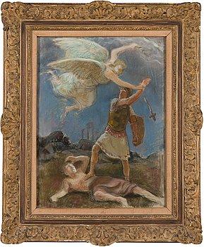 Eero Järnefelt, Religious motif.