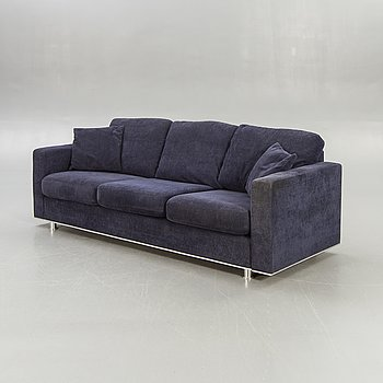 Sofa, 3-seater, manchester, contemporary.