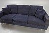 Sofa, 3-seater, manchester, contemporary.