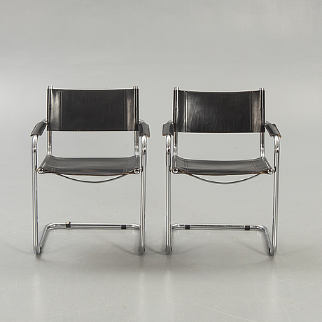 Armchairs 2 pcs italy late 20th century.
