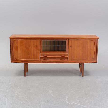 A teak sideboard, 1950/60'.