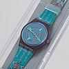 Swatch, compass, armbandsur, 25 mm.
