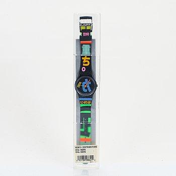 Swatch, Harajuku, wristwatch, 34 mm.