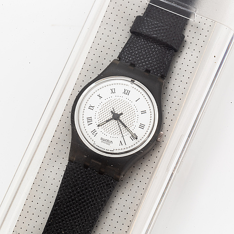 Swatch, debutante, wristwatch, 25 mm.