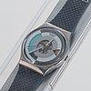 Swatch, metropolis, wristwatch, 34 mm.