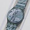 Swatch, cupydus, wristwatch, 34 mm.