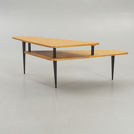 A 1950s coffee table.
