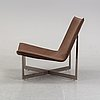 A lounge chair, paola lenti, italy.