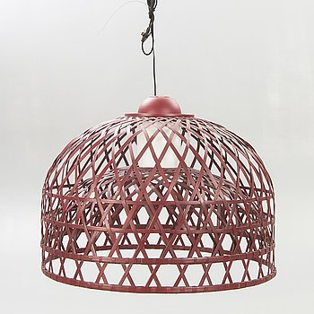 "Neri & Hu, ""Emperor"" ceiling lamp for Moooi 21st century."