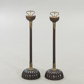 Candle holder, Japan, early 1900's.