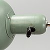 Johan petter johansson, a 'triplex-pendel' industrial lamp for asea, mid 20th century.