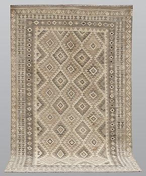 A carpet, Kelim ca 300 x 195 cm.