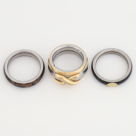 D'arsy three rings.