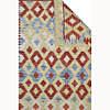 A rug, kilim, ca 150 x 100 cm.