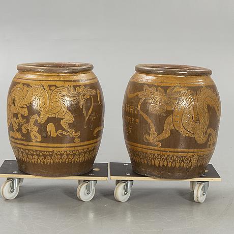 Urnor 2 st sydostasien 1900-tal.