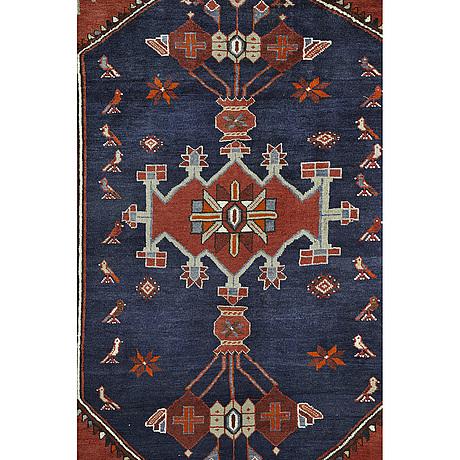 A carpet, kelardasht, ca 311 x 211 cm.