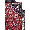 A carpet, tabriz, ca 305 x 290 cm.