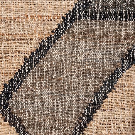 A carpet, flat weave, ca  250 x 179 cm.