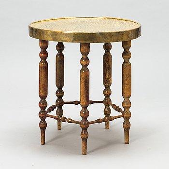 A 1930's smoke table.