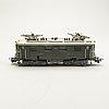 4 märklin locomotives.