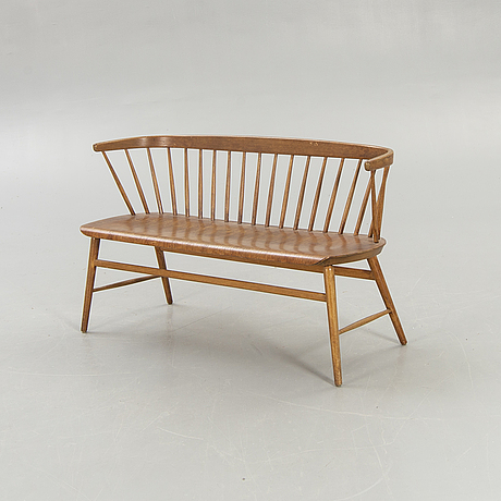 "Sofa, ""florida"", bröderna wigells stolfabrik ab, malmbäck, second half of the 20th century."