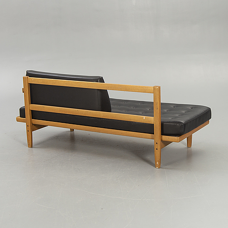 "Alf svensson and yngvar sandström (s-design), sofa / daybed, ""carina"", kock möbel ab, malmö, kock, 1960s."