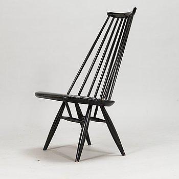Ilmari Tapiovaara, stol, 'Mademoiselle', Asko, 1900-talets mitt.