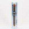Swatch, automatic, blue matic, wristwatch, 34 mm.