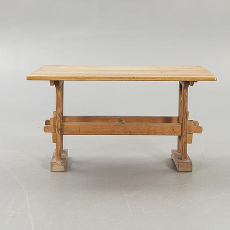 Table around 1900.