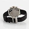 Iwc, schaffhausen, portuguese, rattrapante, chronograph(split-seconds), wristwatch, 41 mm.