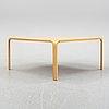 Alvar aalto, a 'fan leg table', artek, finland.