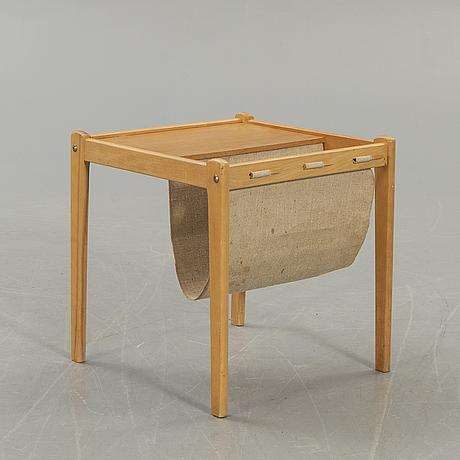 A danish 1960s side table sp jensen furbo.