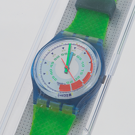 Swatch, schnell, armbandsur, 34 mm.