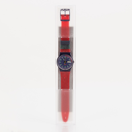 Swatch, good shape, wristwatch, 34 mm.