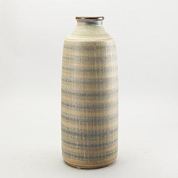 Birger Larsson, Floor vase, stoneware, Vallåkra.