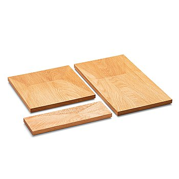 "Claesson Koivisto Rune, ""Objet d'Art, N°3"", a set of three trays, Time & Style, Japan, 2018."