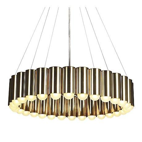 "Lee broom, ceiling lamp, ""carousel"", designed 2012."
