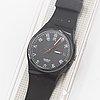 Swatch, genji, wristwatch, 34 mm.