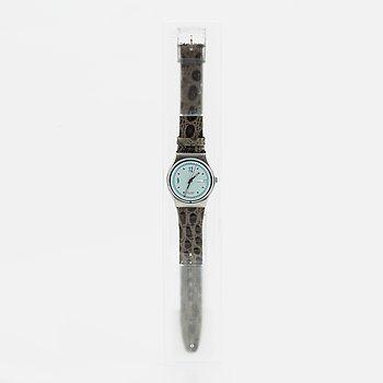 Swatch, One Step, wristwatch, 34 mm.