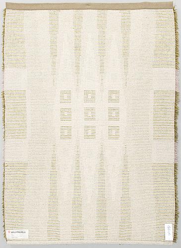 Hulda potila, rya, ryijypalvelu. ca 163x114 cm.