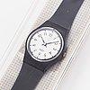 Swatch, classic three, wristwatch, 25 mm.